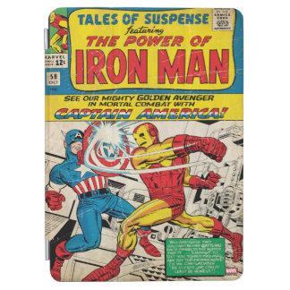 Iron Man Comic #58 iPad Air Cover