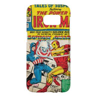 Iron Man Comic #58 Samsung Galaxy S7 Case