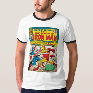 Iron Man Comic #58 T-Shirt