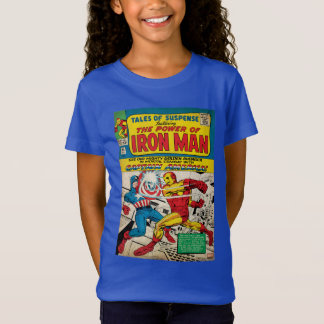 Iron Man Comic #58 T-Shirt