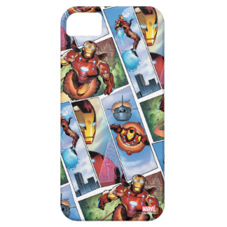 Iron Man Comic Panels Case For The iPhone 5