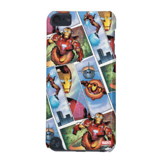 Iron Man Comic Panels iPod Touch 5G Case