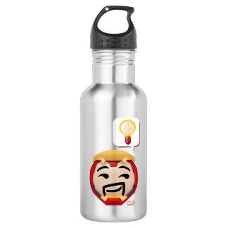 Iron Man Emoji 532 Ml Water Bottle