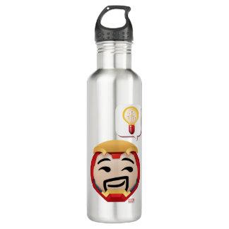 Iron Man Emoji 710 Ml Water Bottle