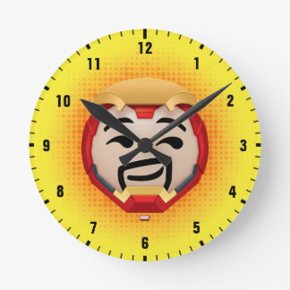 Iron Man Emoji Clock