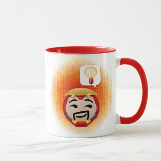 Iron Man Emoji Mug