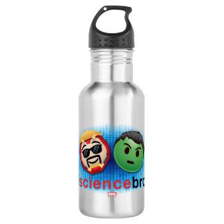Iron Man & Hulk #sciencebros Emoji 532 Ml Water Bottle