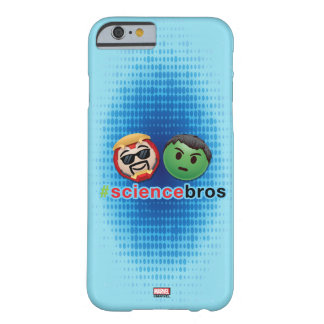 Iron Man & Hulk #sciencebros Emoji Barely There iPhone 6 Case