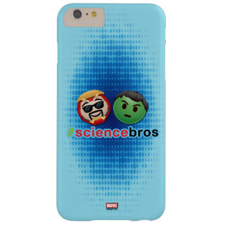 Iron Man & Hulk #sciencebros Emoji Barely There iPhone 6 Plus Case