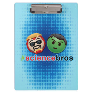 Iron Man & Hulk #sciencebros Emoji Clipboard
