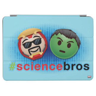 Iron Man & Hulk #sciencebros Emoji iPad Air Cover