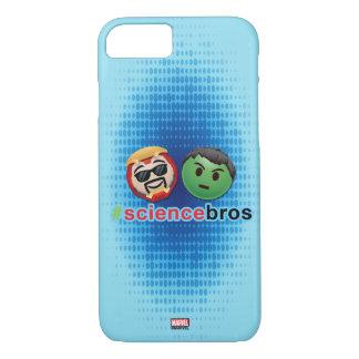 Iron Man & Hulk #sciencebros Emoji iPhone 8/7 Case