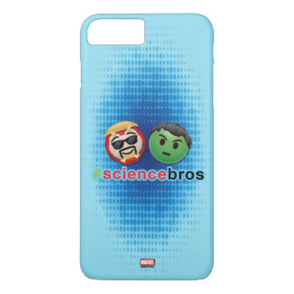 Iron Man & Hulk #sciencebros Emoji iPhone 8 Plus/7 Plus Case