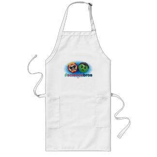 Iron Man & Hulk #sciencebros Emoji Long Apron