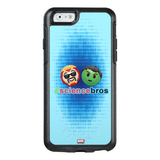 Iron Man & Hulk #sciencebros Emoji OtterBox iPhone 6/6s Case