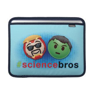 Iron Man & Hulk #sciencebros Emoji Sleeve For MacBook Air