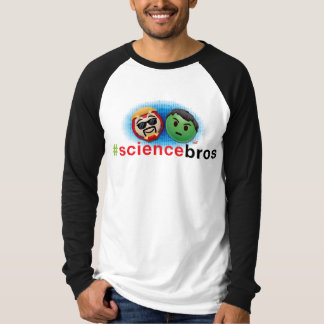 Iron Man & Hulk #sciencebros Emoji T-Shirt