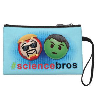 Iron Man & Hulk #sciencebros Emoji Wristlet