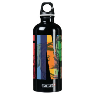 Iron Man iM Character Graphic Water Bottle