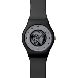 Iron Man Profile Logo Watch