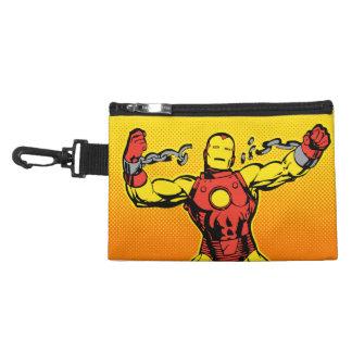 Iron Man Retro Breaking Chains Accessory Bag