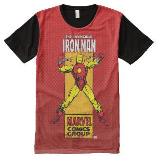 Iron Man Retro Breaking Chains Comic
