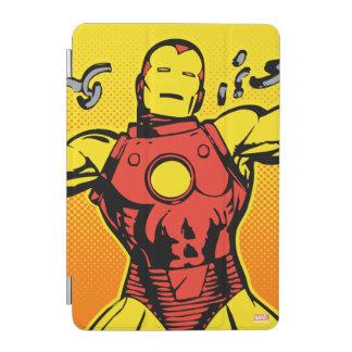 Iron Man Retro Breaking Chains iPad Mini Cover