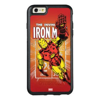 Iron Man Retro Comic Price Graphic OtterBox iPhone 6/6s Plus Case
