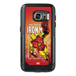 Iron Man Retro Comic Price Graphic OtterBox Samsung Galaxy S7 Case