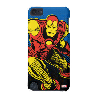 Iron Man Retro Flying iPod Touch (5th Generation) Case
