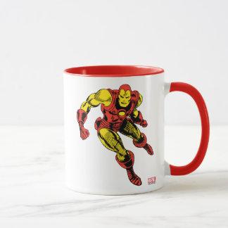 Iron Man Retro Flying Mug