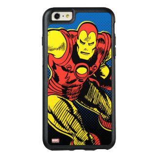 Iron Man Retro Flying OtterBox iPhone 6/6s Plus Case