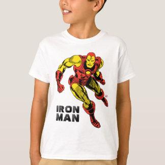 Iron Man Retro Flying T-Shirt