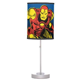 Iron Man Retro Flying Table Lamp