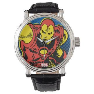 Iron Man Retro Flying Watch
