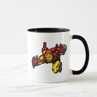 Iron Man Retro Grab Mug
