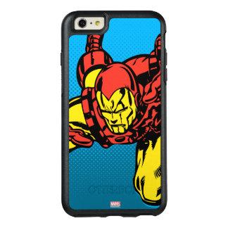 Iron Man Retro Grab OtterBox iPhone 6/6s Plus Case