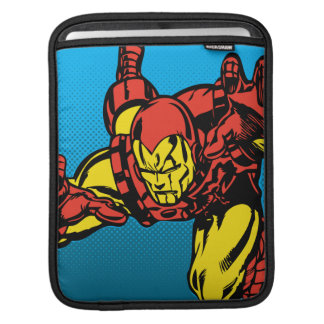 Iron Man Retro Grab Sleeves For iPads