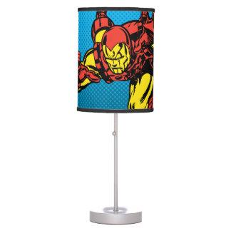 Iron Man Retro Grab Table Lamp
