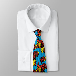 Iron Man Retro Grab Tie