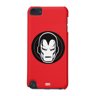 Iron Man Retro Icon iPod Touch 5G Covers