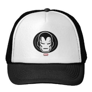 Iron Man Retro Icon Trucker Hat