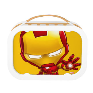 Iron Man Stylized Art Lunchbox