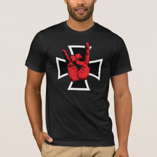 Iron Metal Horn Shirt