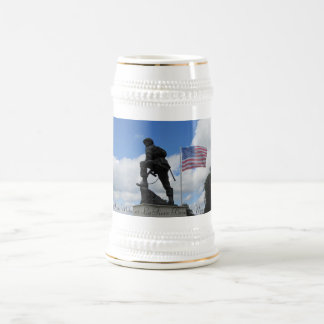 Iron Mike of the 82nd Airborne Beer Stein