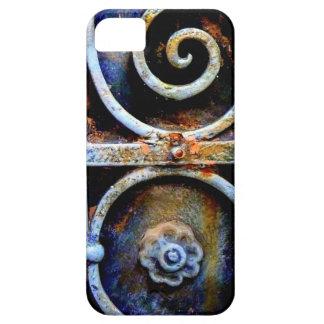 Iron mobile case. iPhone 5 case