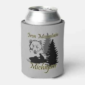 Iron Mountain Michigan Can Cooler