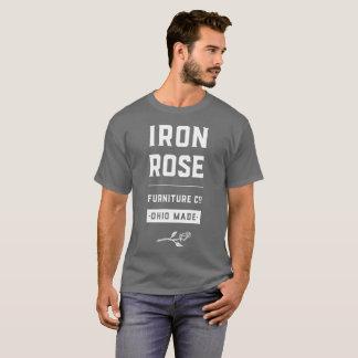 Iron Rose Furniture Full Logo t-shirt