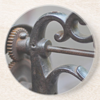Iron Sew I Coaster