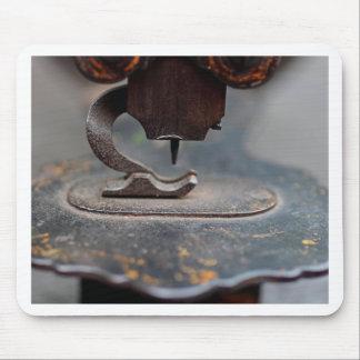 Iron Sew III Mouse Pad